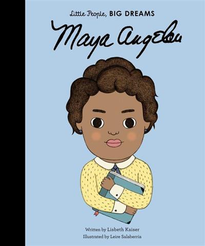 Maya Angelou 4 Little People,