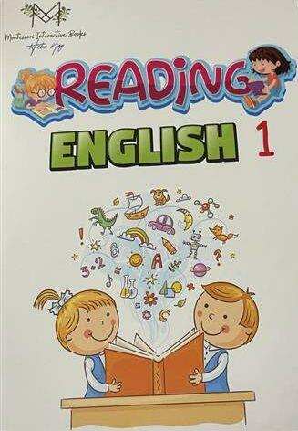 Reading English 1- KG Montes