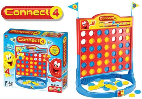 Connect Four Game 007-35