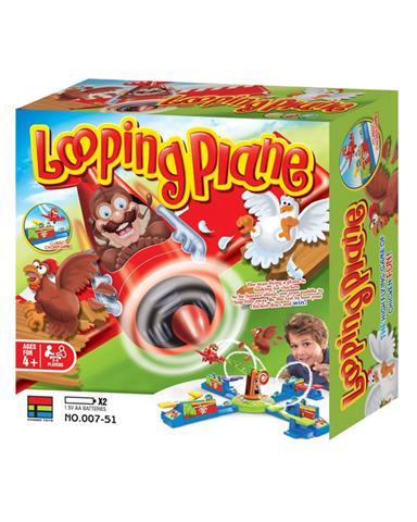 Looping Plane Game