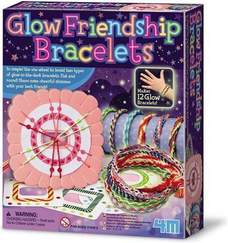 Glow Friendship Bracelets