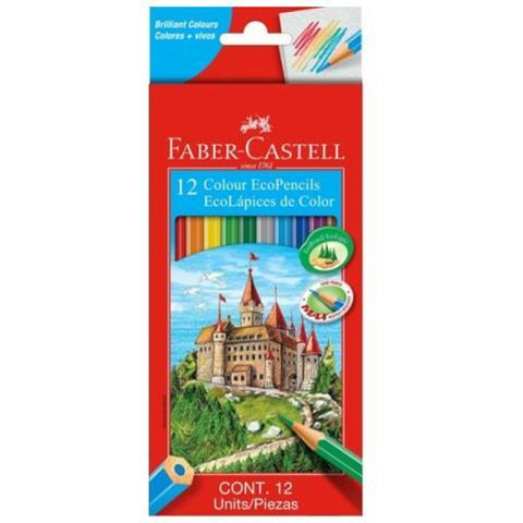 Faber Castell 12 Buntsifte