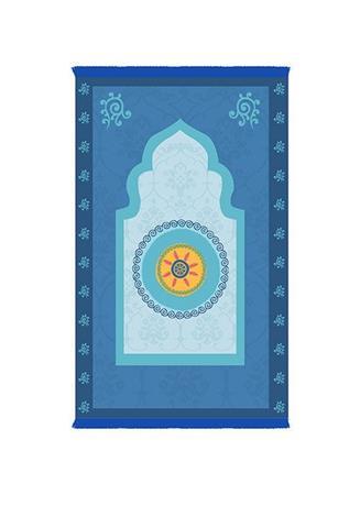 Kids Carpet - Lilac (50x80)
