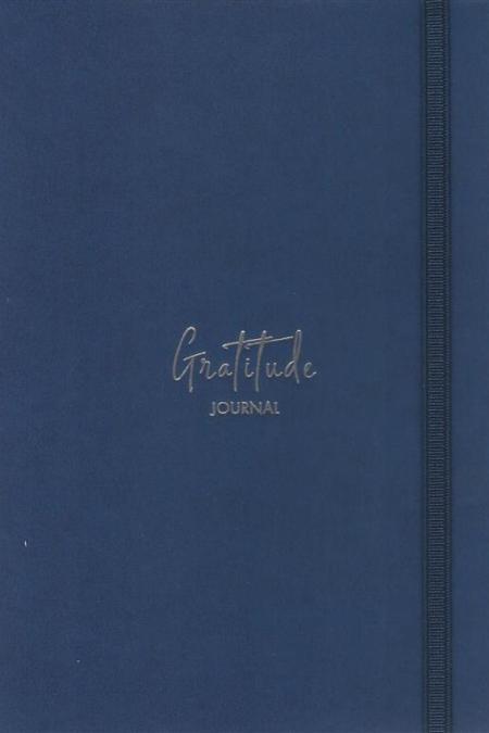 Adult Blue Journal