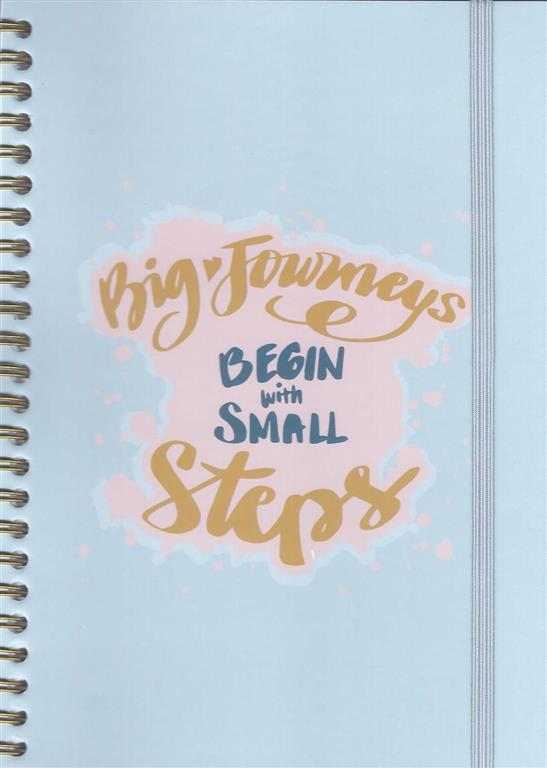 Kids Big journey Journal