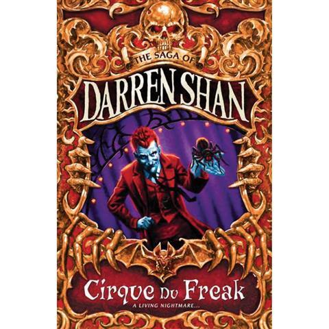 Saga of Darren Shan 1 Cirque D