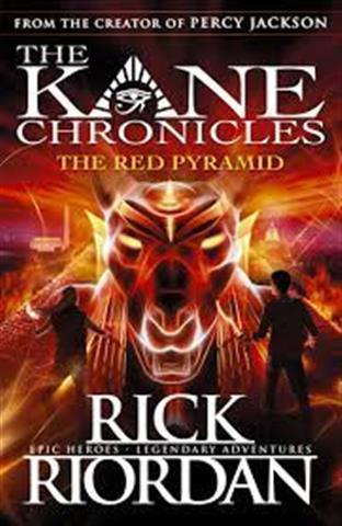 Kane Chronicles:the Red Pyrami