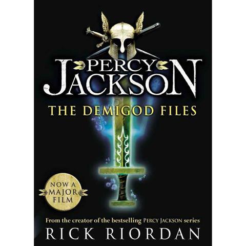 Percy Jackson The Demigod File