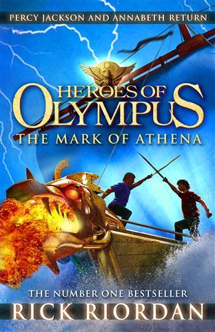 Heroes of Olympus Book 3 Mark