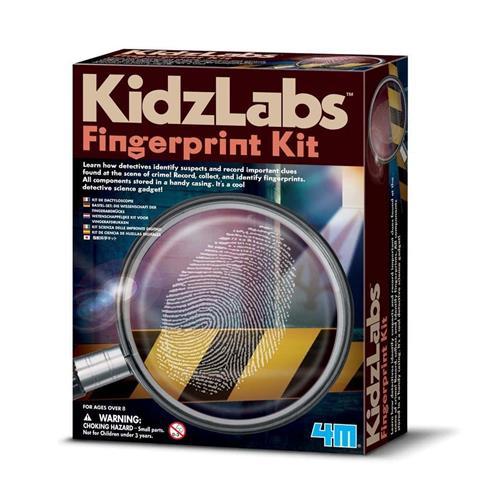 Fingerprint Kit Ages 8+ (3248)
