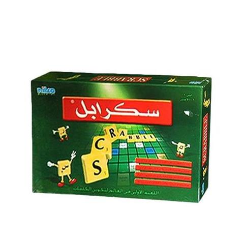 Crossword Scrabble Arabic The World's Leading Word Game (SN7776) (Age 8+)