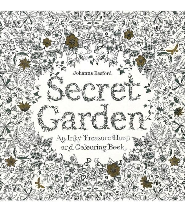 Secret Garden Colouring Book PMX-001