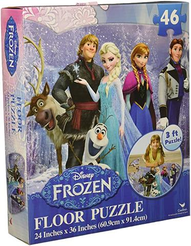 Frozen Floor Puzzle CR- 1049