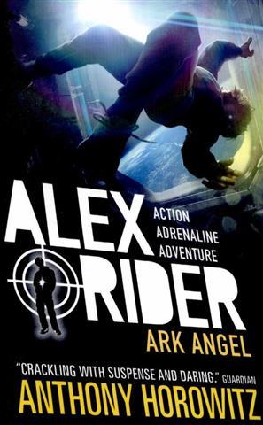 Alex Rider 6 Ark Angel