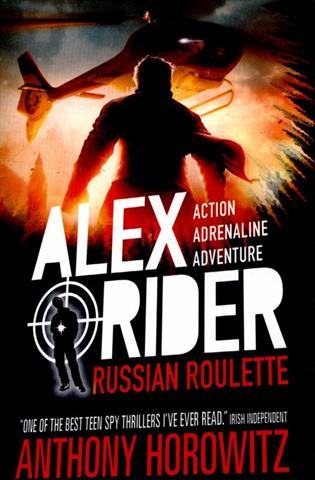 Alex Rider10 Russian Roulette