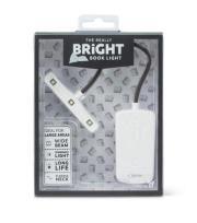 White Really Bright Book Light
