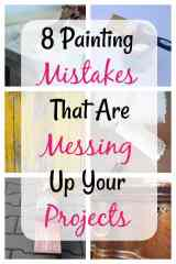 8 Painting Mistakes That Are Messing Up Your Projects