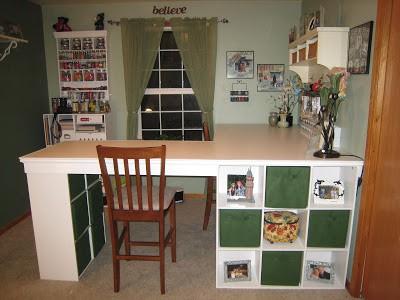 craft desk tutorial
