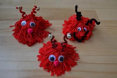 Luvebugs Valentine's Craft