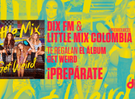 Dix FM Little Mix