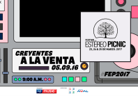 Festival Estéreo Picnic 2017