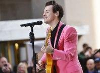 Harry Styles podría haber escrito una nueva canción sobre Taylor Swift