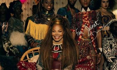 """Janet Jackson y Daddy Yankee lanzan el vídeo de """"Made For Now"""""""