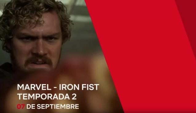 Estos son los estrenos que llegan a Netflix en Septiembre