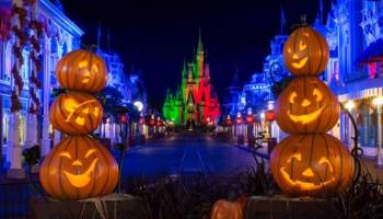 A Disney Halloween – Dixie Delights