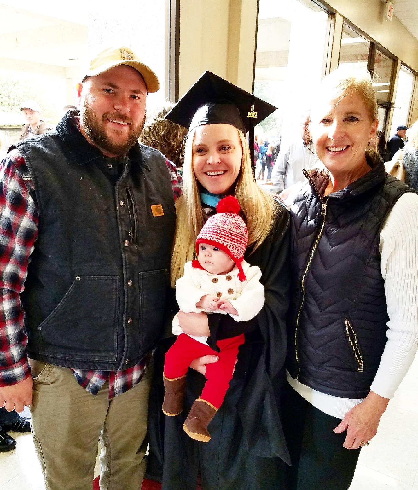I Graduated… Again!