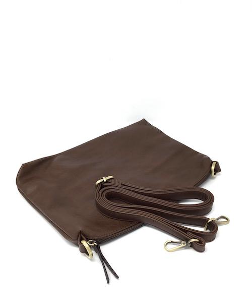 Periwinkle Hobo Bag by Joy Susan