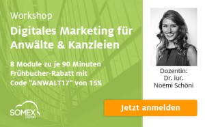 Digitales Marketing für Anwaltskanzleien