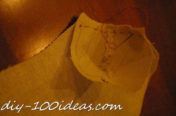 Free sewing pattern Tilda cat (12)