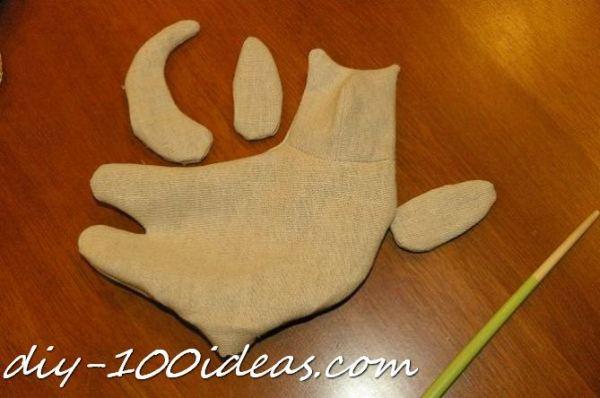 Free sewing pattern Tilda cat (16)