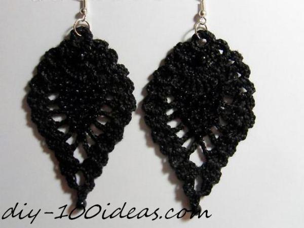 earrings diy ideas (10)