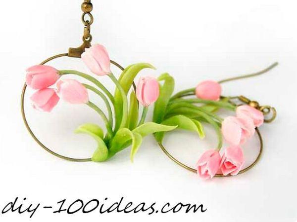 earrings diy ideas (16)