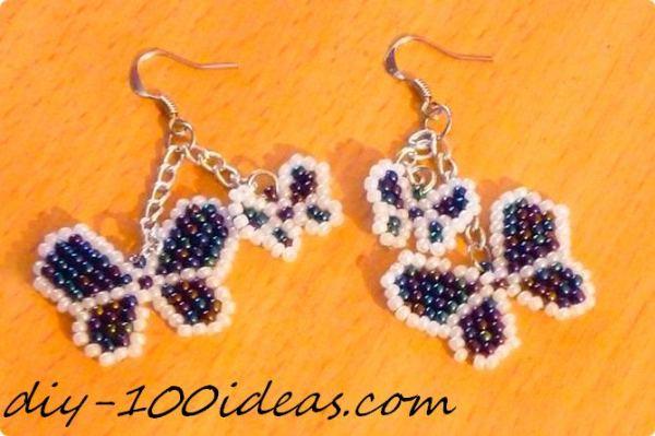 earrings diy ideas (7)