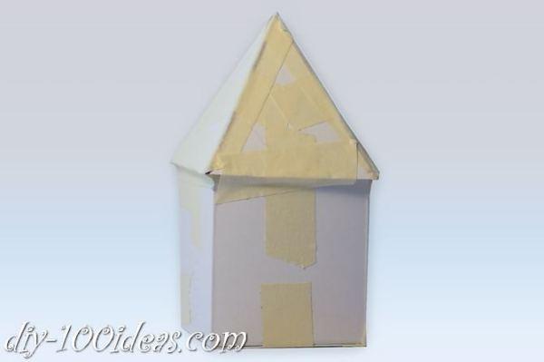 Salt dough House (5)