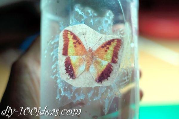 DIY Butterfly From Plastic Bottles (5)