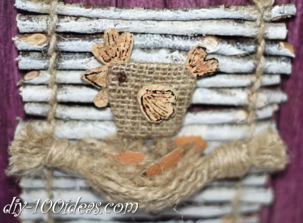 Diy easter chicken (2)