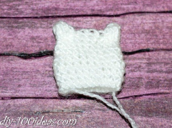 Knitted Cat (10)