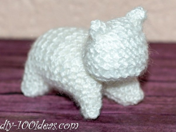 Knitted Cat (12)