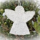 DIY Yarn Angel