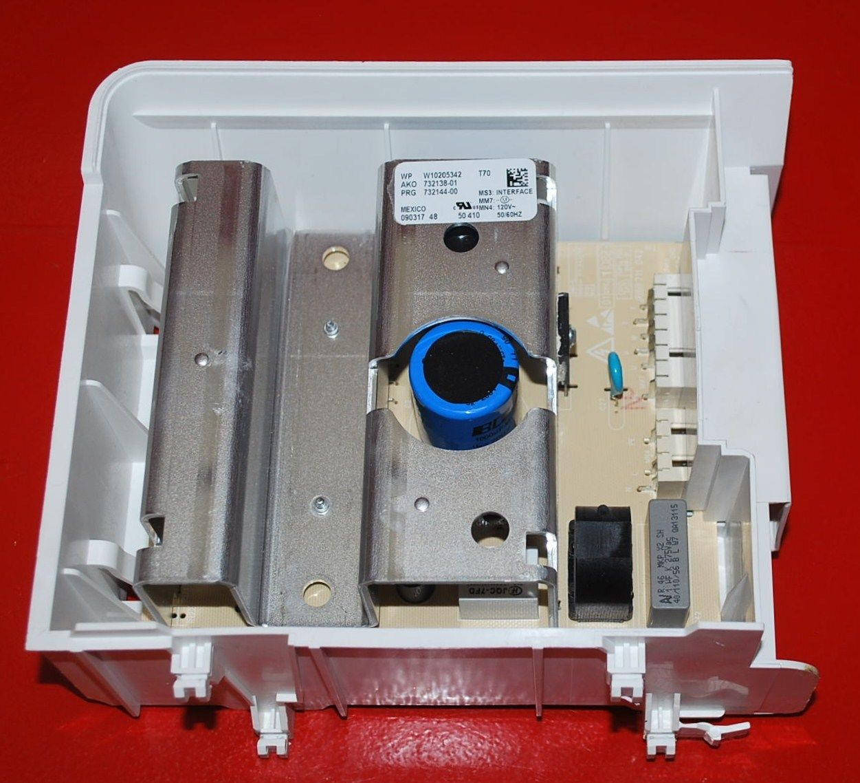 Whirlpool Front Load Washer Motor Control Board - Part # W10205342
