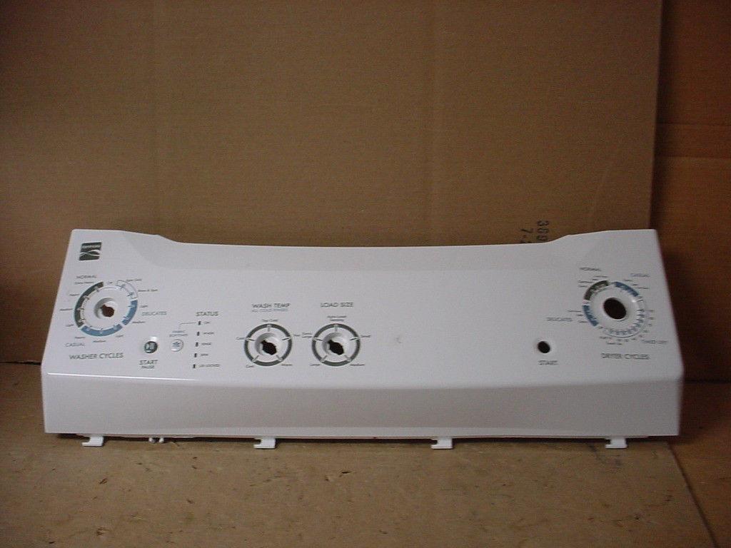Kenmore Laundry Center Control Panel Part Part # WE19M1710
