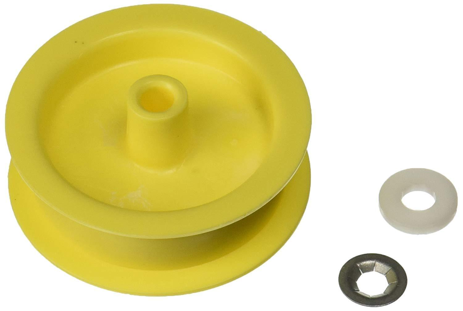 Idler Pulley Wheel 2-3/8in Washer Dryer Parts General Electric Hotpoint WE12X81