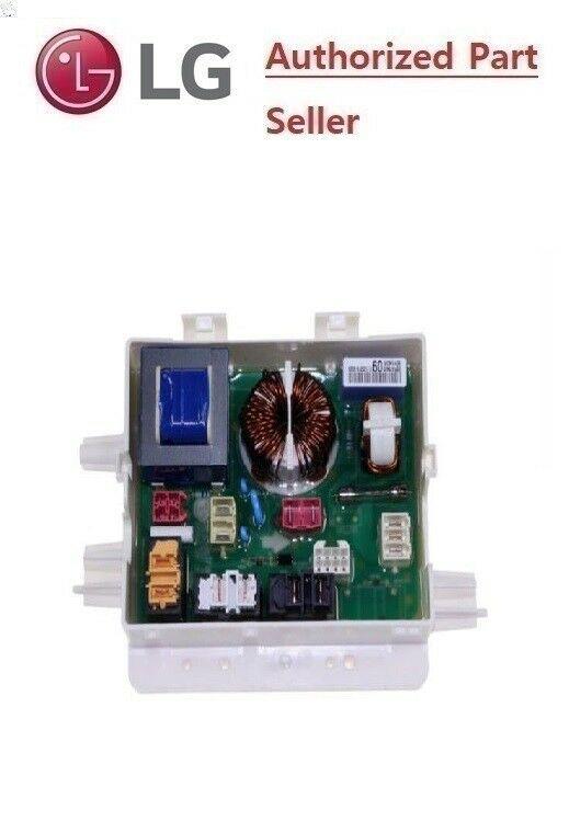 LG  GENUINE  WASHING  MACHINE   PART   # EBR37542909 PCB POWER WD14030RD