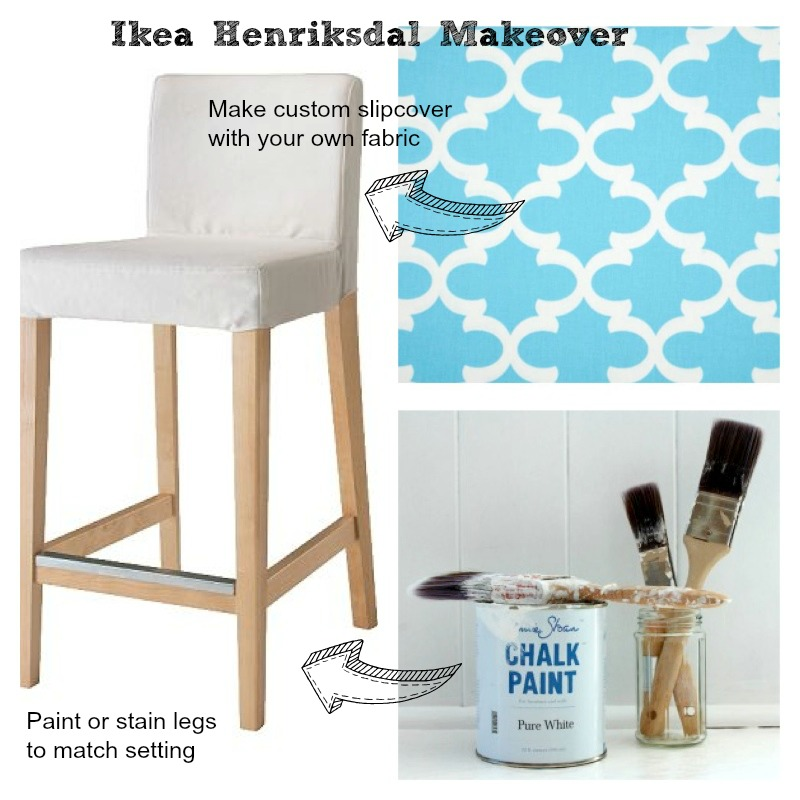 Ikea Hack Breakfast Bar Stool Diy Decorator