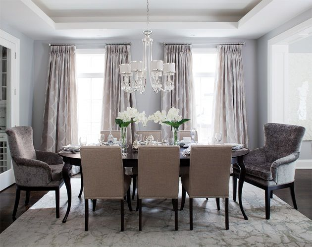 online store ac83a d50be How to choose a Chandelier for above the Dining Table - DIY ...