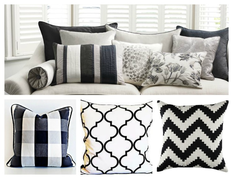Cushion Styling Patterns